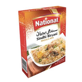 National Sindhi Biryani